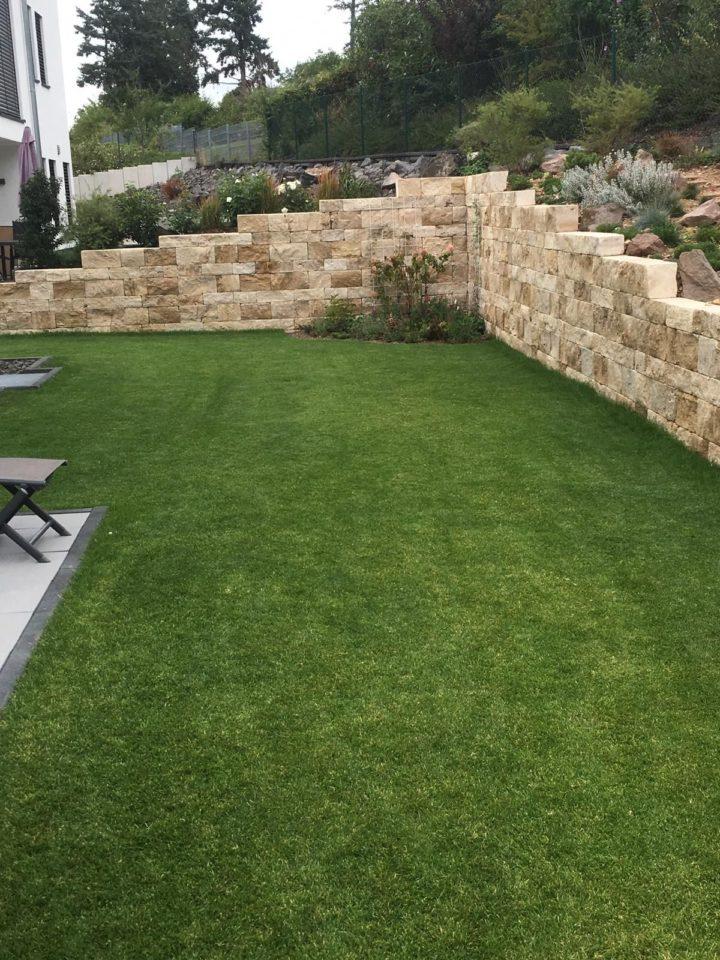 Naturmauersteine