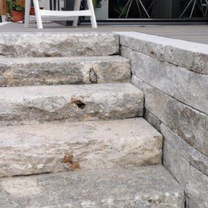 Natursteine Treppen Anlagen